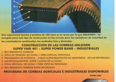18A-LAS CORREAS MAS RESISTENTES DEL MUNDO 18A-1