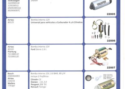 4C-BOMBAS DE COMBUSTIBLES ELECTRICAS 4C-1